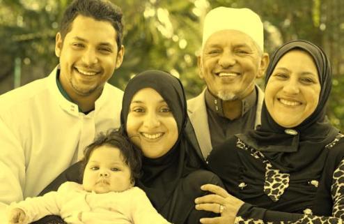 Dua To Keep Family Together